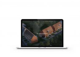 Website De Woonfabriek, Beernem